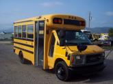1998 GMC BLUEBIRD - USED BUS FOR SALE - STOCK NO. GM98-120712