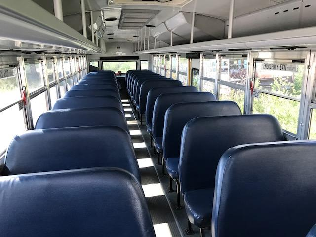 2007 A BLUEBIRD ALL-AMERICAN RE - USED BUS FOR SALE - STOCK NO. BB07-106877