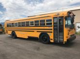 2007 A BLUEBIRD ALL-AMERICAN RE - USED BUS FOR SALE - STOCK NO. BB07-106547
