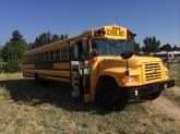 1995 FORD THOMAS - USED BUS FOR SALE - STOCK NO. FD95-140669