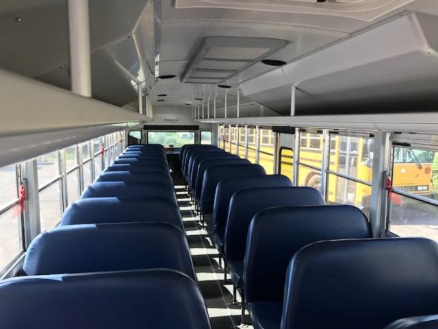 2010 A BLUEBIRD ALL AMERICAN RE - USED BUS FOR SALE - STOCK NO. BB10-107427