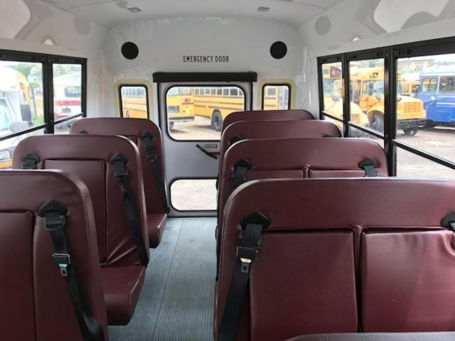 2013 A Chevrolet Bluebird - USED BUS FOR SALE - STOCK NO. GM13-107367