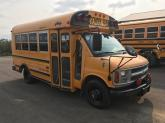 2002 CHEVROLET MIDBUS - USED BUS FOR SALE - STOCK NO. GM02-108397