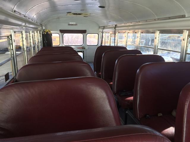 2004 BLUEBIRD ALL AMERICAN FE - USED BUS FOR SALE - STOCK NO. BB04-110695