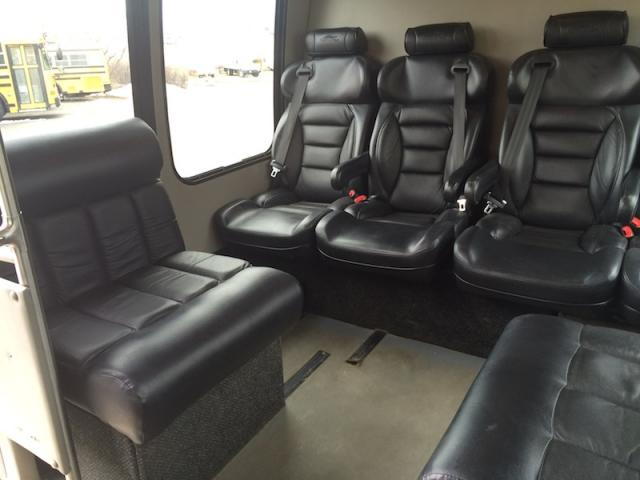 2011 GMC TURTLETOP - USED BUS FOR SALE - STOCK NO. GM11-01