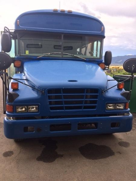 2006 BLUEBIRD VISION - USED BUS FOR SALE - STOCK NO. BV06-105197